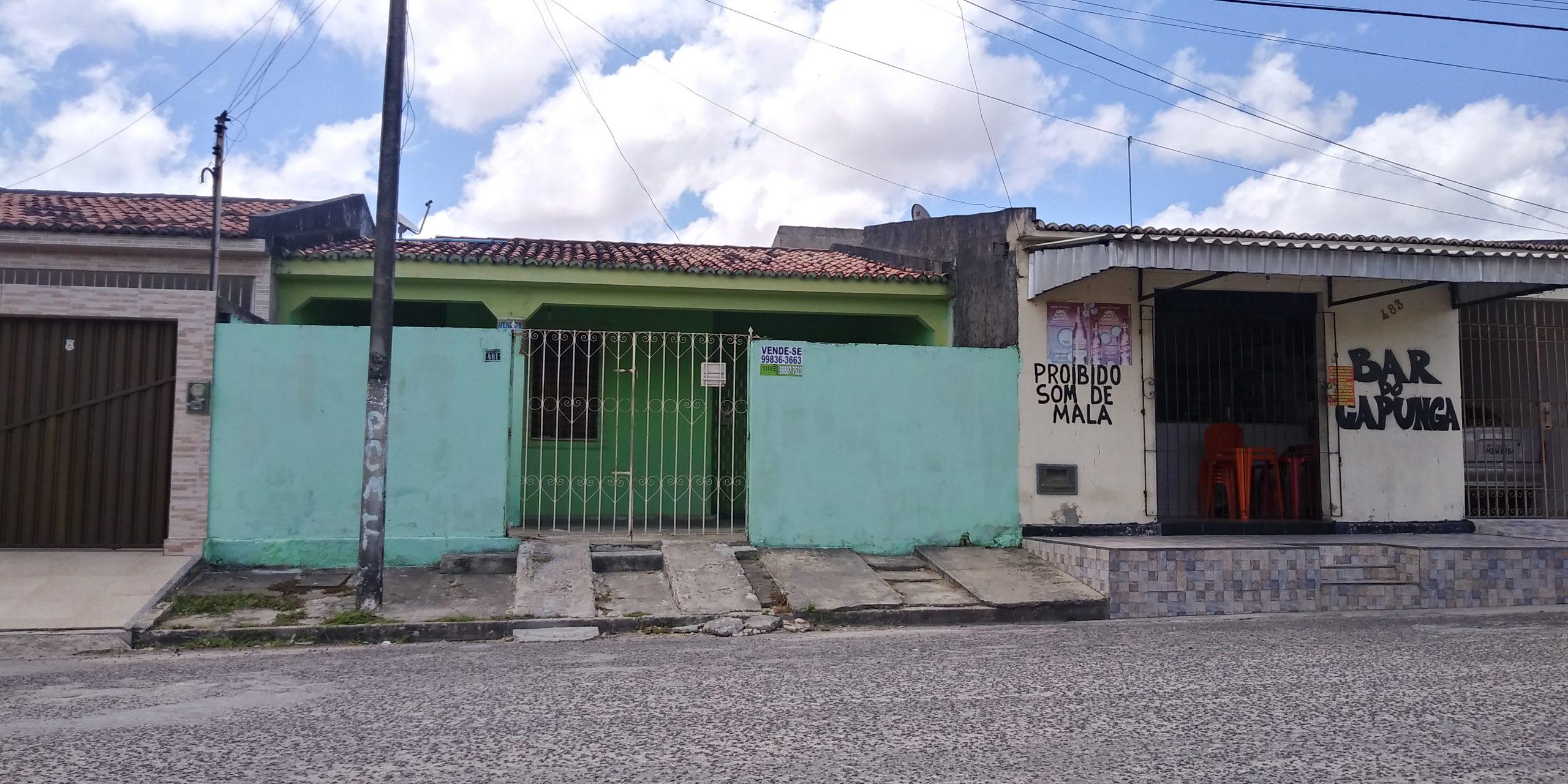 CASA NO MARCOS FREIRE 2 PRÓXIMO AO HOSPITAL ZÉ FRANCO