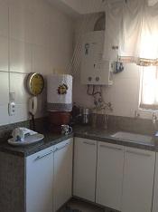 cozinha integrada aquecedor a gás varais atualizada