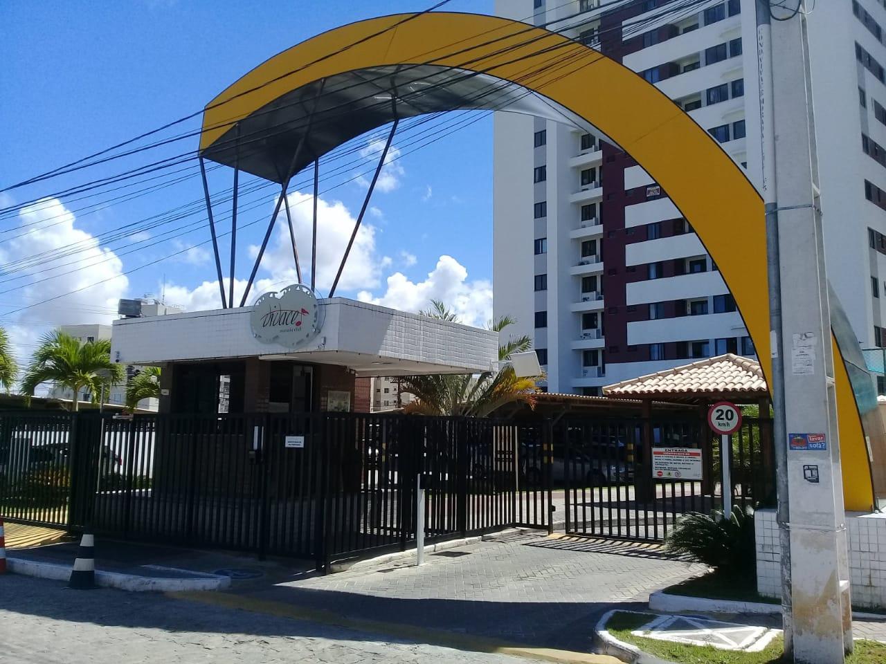 APARTAMENTO NO CONDOMÍNIO VIVACE MORADA CLUB, NA FAROLÂNDIA