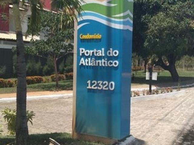 TERRENO DE ESQUINA NO COND PORTAL DO ATLÂNTICO, BAIRRO MOSQUEIRO