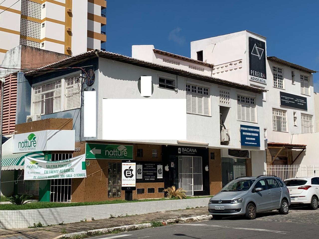 PRÉDIO COMERCIAL NA AV. AUGUSTO MAYNARD, BAIRRO SÃO JOSÉ