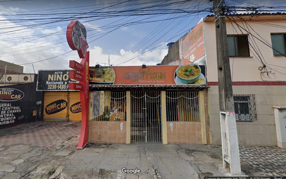 PONTO COMERCIAL NA AVENIDA MARANHÃO, BAIRRO SIQUEIRA CAMPOS