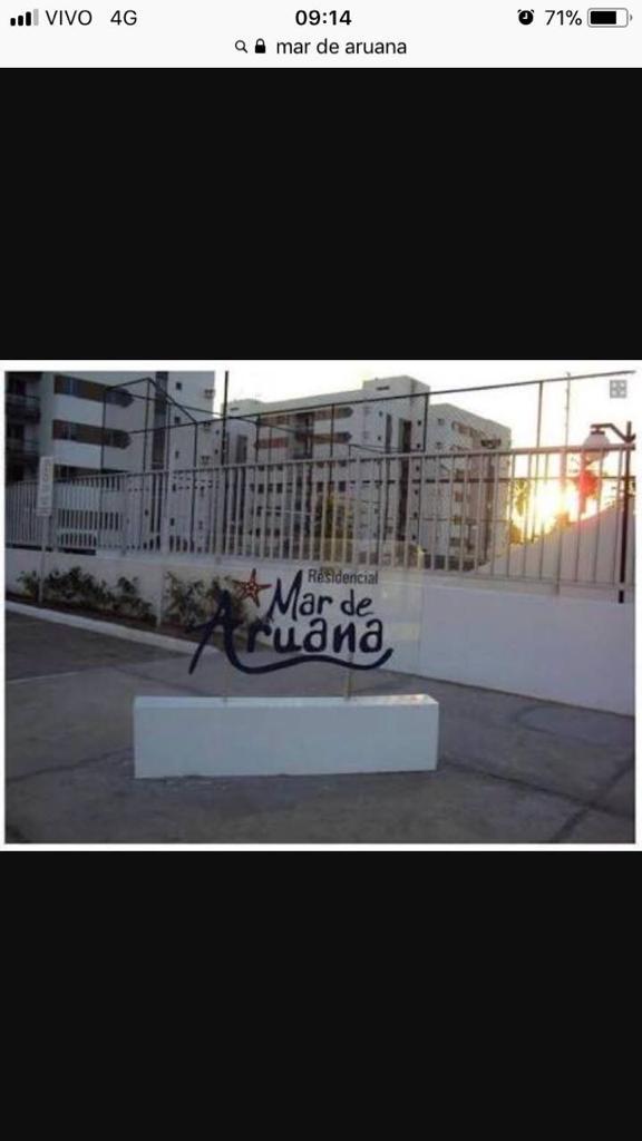 APARTAMENTO NO COND MAR DE ARUANA I, BAIRRO ARUANDA